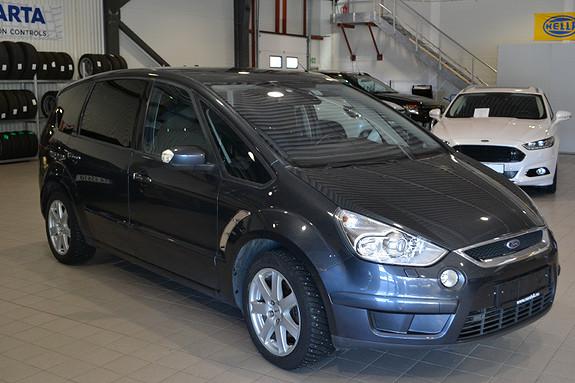 Ford S-MAX 2,0 TDCi 115hk DPF Titanium Ny registerreim, EU-ok  2008, 116782 km, kr 105000,-