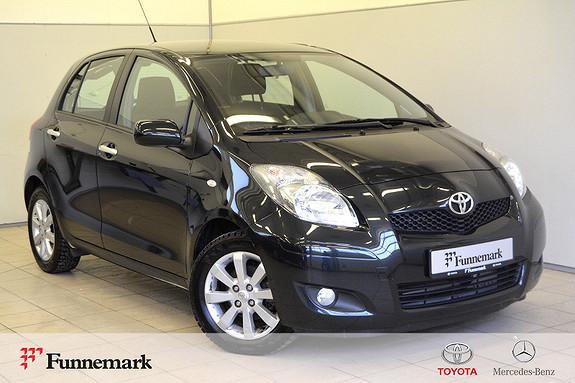 Toyota Yaris 1,4 D-4D S-Edition Kompl service. Dab- billig i drift!!  2010, 160000 km, kr 58000,-