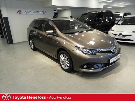 Toyota Auris Touring Sports 1,8 Hybrid Active Sport Cruisecontrol,  2017, 31 479 km, kr 248 000,-