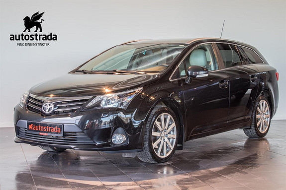 Toyota Avensis 1.8  EXECUTIVE Navigasjon/Skinn/DAB+++  2014, 71600 km, kr 225225,-