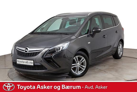 Opel Zafira Tourer 1,4T 140hk 5seter Cosmo HENGEFESTE, NAVI, DAB+, M.M....  2016, 60300 km, kr 245000,-
