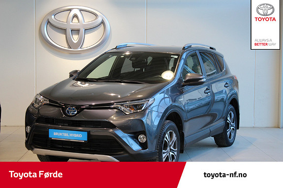Toyota RAV4 Hybrid 4WD Active Style  2017, 38000 km, kr 396000,-