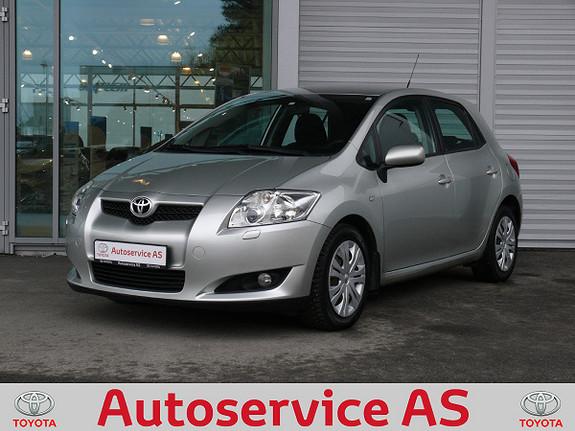 Toyota Auris 1,33 Sol Stop&Start  2009, 104000 km, kr 89000,-