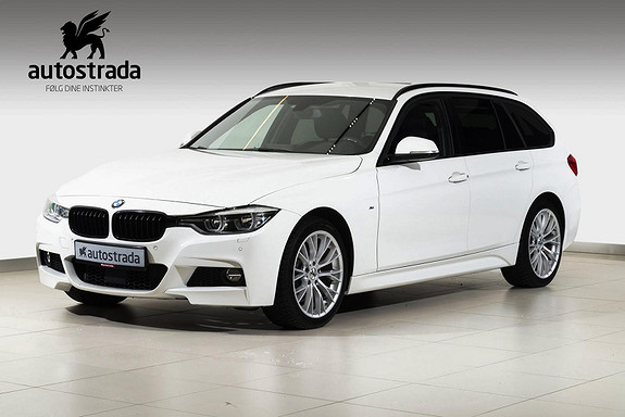BMW 3-serie 320 D XDRIVE 190HK M-SPORT  2016, 58000 km, kr 389000,-