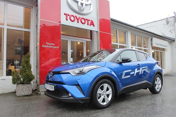 Toyota C-HR 1.8 Hybrid Lounge Tech TECTYL, DEMOBIL  2018, 1800 km, kr 345000,-