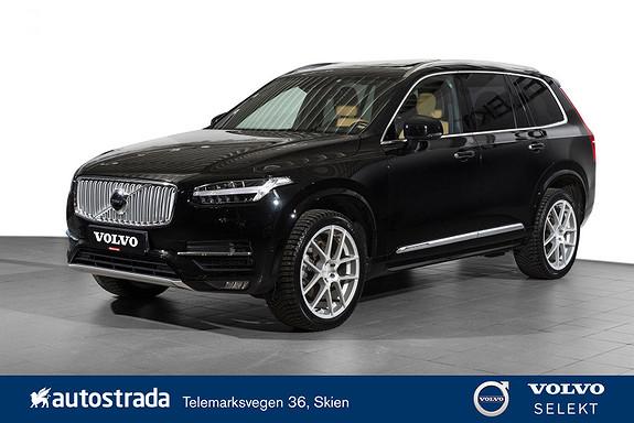 Volvo XC90 D5 225hk AWD Inscription  2016, 47941 km, kr 719000,-