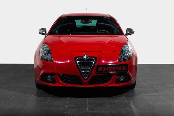 Alfa Romeo Giulietta ALFA QV Skinn Xenon Bose PDC Tonet glass