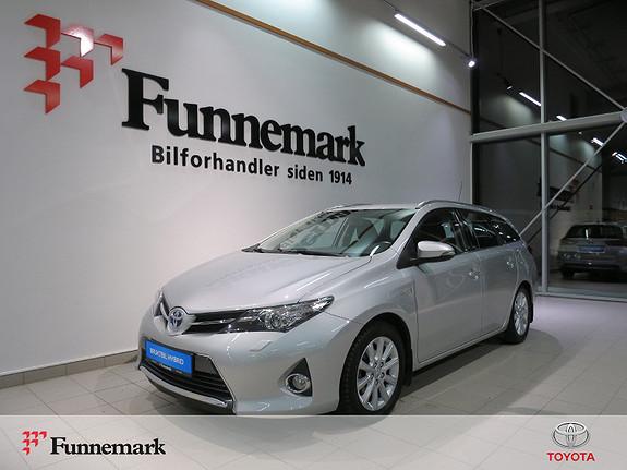 Toyota Auris Touring Sports 1,8 Hybrid Active  2013, 65450 km, kr 159900,-