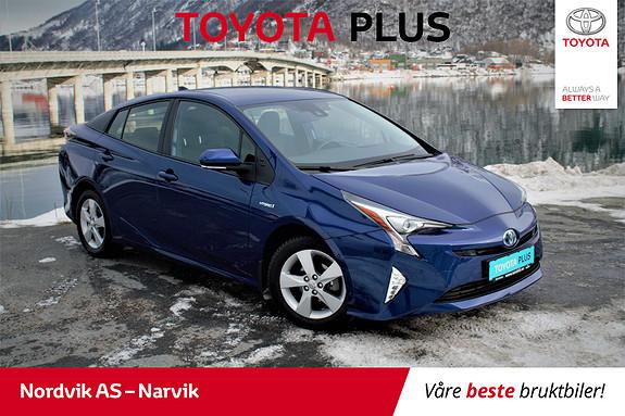 Toyota Prius 1,8 VVT-i Hybrid Executive  2016, 20998 km, kr 239000,-