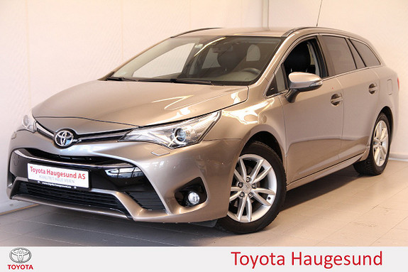Toyota Avensis Touring Sports 1,8 Active Style M-drive 7S  2016, 41970 km, kr 269000,-
