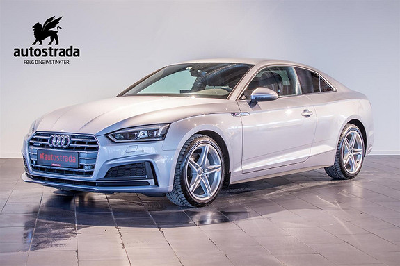 Audi A5 2.0  COUPE S-Line