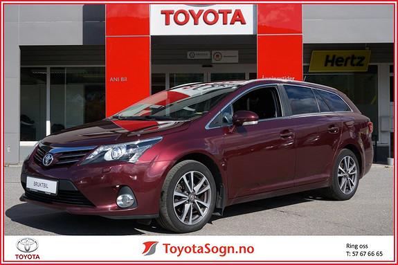 Toyota Avensis 1,8 147hk Advance Multidrive S  2013, 134000 km, kr 169000,-