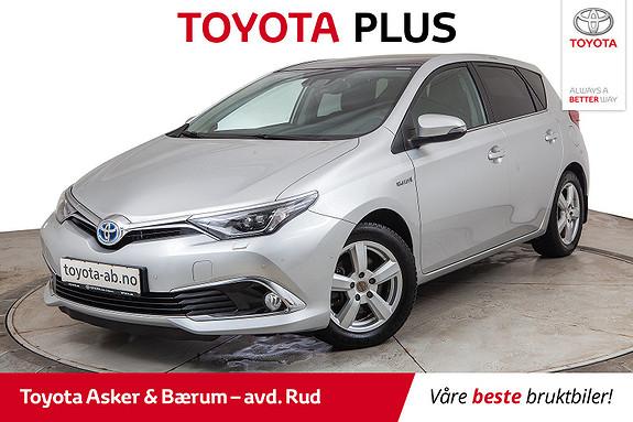 Toyota Auris 1,8 Hybrid E-CVT Executive  2016, 40367 km, kr 225000,-
