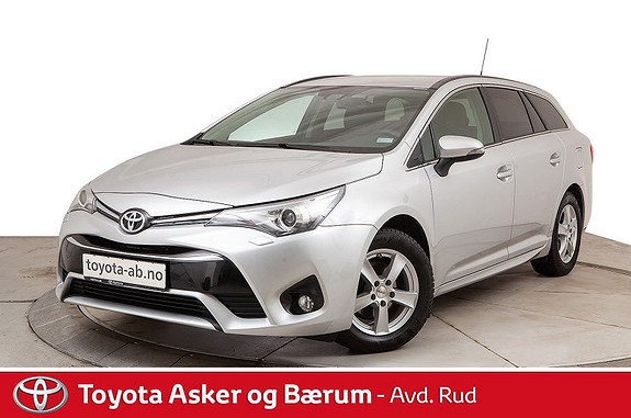 Toyota Avensis Touring Sports 1,8 Active M-drive 7S  2016, 46700 km, kr 269000,-