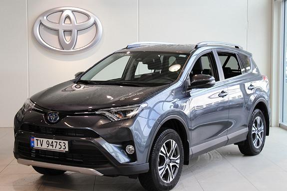 Toyota RAV4 Hybrid AWD-i Executive aut  2018, 3783 km, kr 475000,-