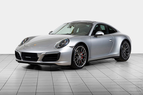 Porsche 911 Carrera 4S Porsche Approved