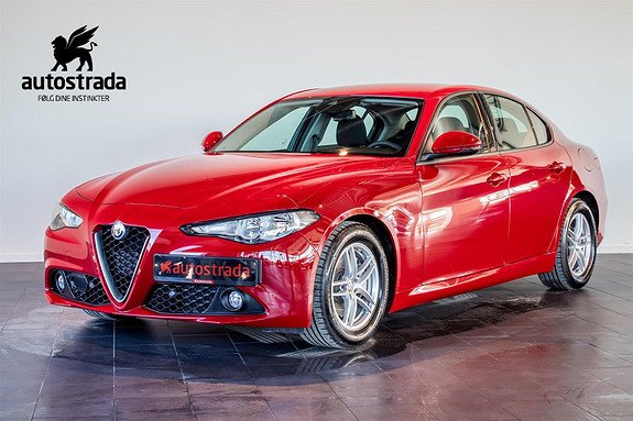 Alfa Romeo Giulia 2.2 Turbo Diesel 150hk