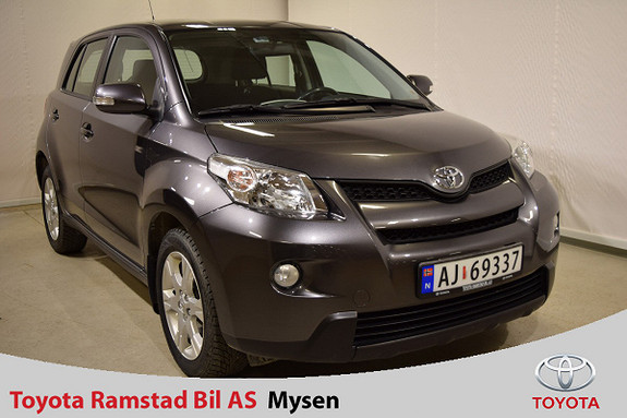 Toyota Urban Cruiser 1,4 D-4D Dynamic AWD , 4X4, kun 60.100 km.,  2009, 60100 km, kr 99000,-