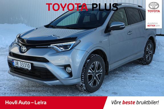 Toyota RAV4 Hybrid AWD 71n Edition Color // Demobil // H.feste //  2018, 8700 km, kr 449900,-