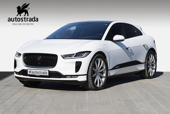 Jaguar I-PACE AWD Auto First Edition med alt utstyr