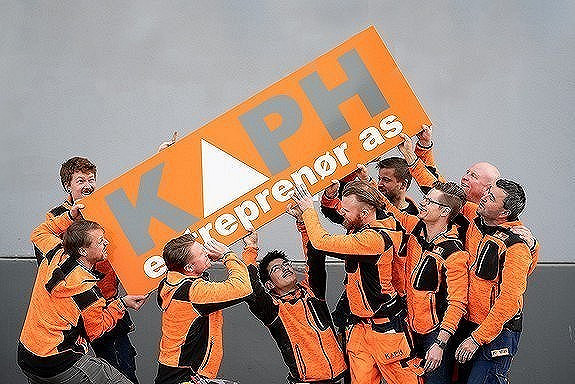Kaph Entreprenør AS