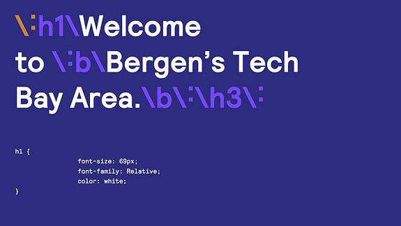 Velkommen til Teknologiviken