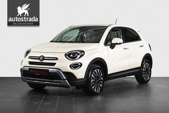 Fiat 500X 1.3 T4 Firefly 150hk City Cross