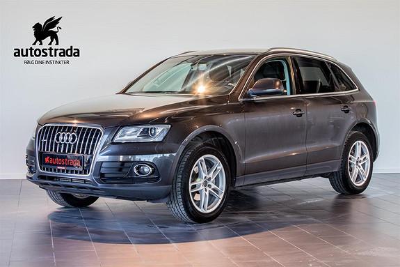 Audi Q5 2.0  TDI  S-TRONIC DAB/ACC/H.feste/Navigasjon++++