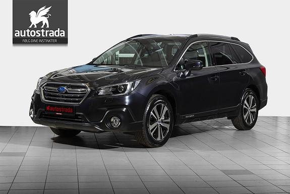 Subaru Outback 2.5 i Sport Premium AWD/DAB+/NAV/AUT