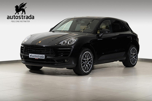 Porsche Macan 252 HK BENSIN