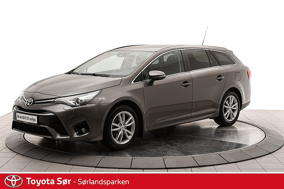 Toyota Avensis Touring Sports 1,8 Active Style aut  2018, 13348 km, kr 329000,-