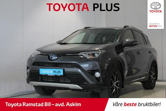 Toyota RAV4 Hybrid 2WD Active Style  2016, 26540 km, kr 349000,-