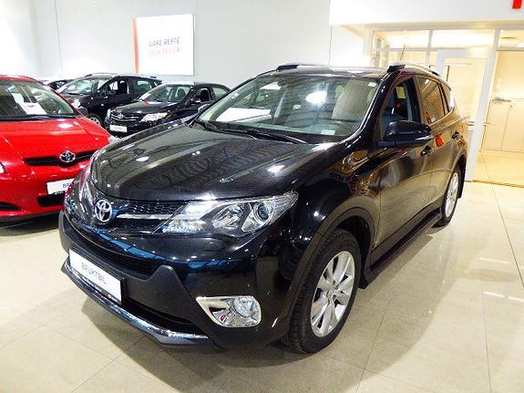 Toyota RAV4 2,2 D-CAT 4WD Exective aut  2013, 71100 km, kr 289000,-