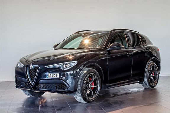 "Alfa Romeo Stelvio 2.0  T SUPER 280 AWD ""Høyt Utstyrsnivå"""
