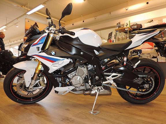 Bilbilde: BMW S1000R
