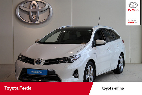 Toyota Auris Touring Sports 1,8 Hybrid Executive  2014, 78000 km, kr 189000,-