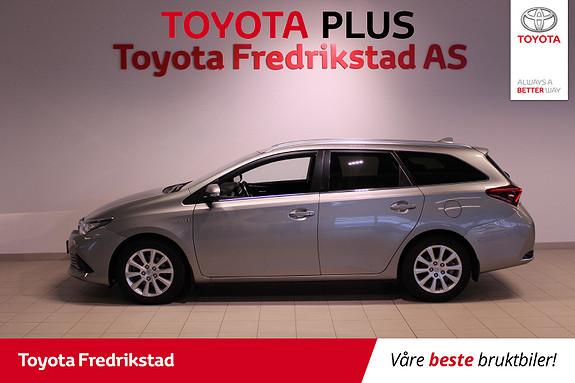 Toyota Auris Touring Sports 1,8 Hybrid Active  2017, 46000 km, kr 249000,-