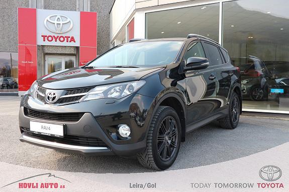 Toyota RAV4 2,0 4WD Multidrive S Active Style//H.feste//1år garanti  2013, 68524 km, kr 279900,-