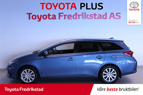 Toyota Auris Touring Sports 1,8 Hybrid Active Sport  2017, 48 010 km, kr 249 000,-
