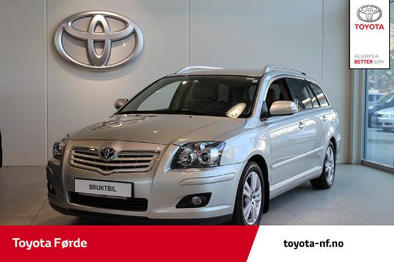 Toyota Avensis 2,0 D-4D Executive m/DPF 1 eigar,  2007, 230666 km, kr 69000,-