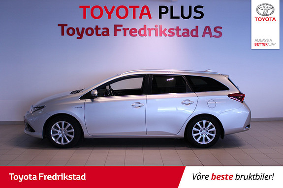 Toyota Auris Touring Sports 1,8 Hybrid Active Sport  2017, 44 500 km, kr 259 000,-