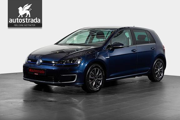 Volkswagen Golf 85kw Skinn/DAB+/Navigasjon++++