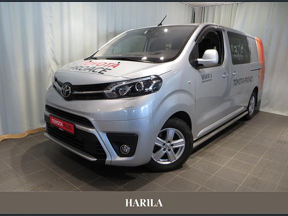 Toyota Proace 2,0 D 122 Comfort Plus L2H1  2017, 29000 km, kr 299000,-