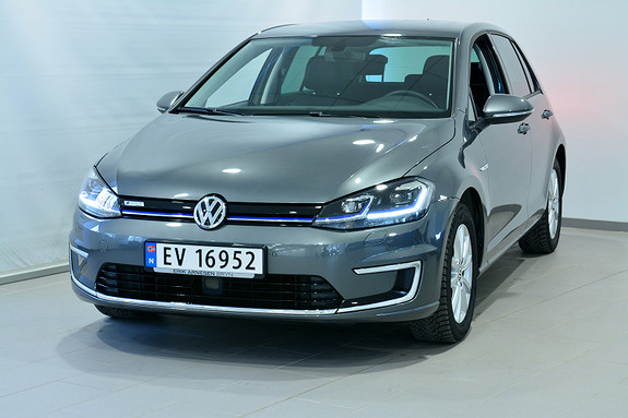 Volkswagen Golf E-GOLF 136HK 300KM  2019, 100 km