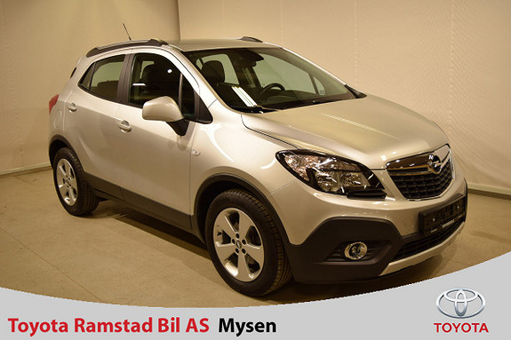 Opel Mokka 1.4T 140hk Edition - h.feste - takstativ - DAB+  2016, 63100 km, kr 169000,-