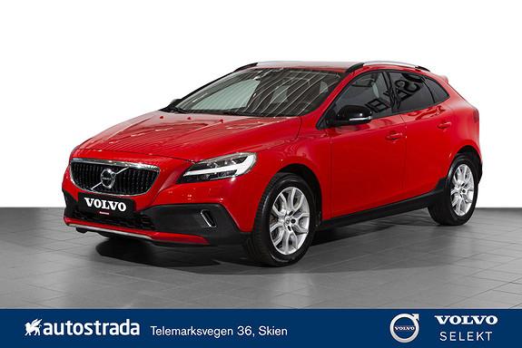 Volvo V40 Cross Country T3 Momentum Volvo On Call/Ryggekamera/NAVI
