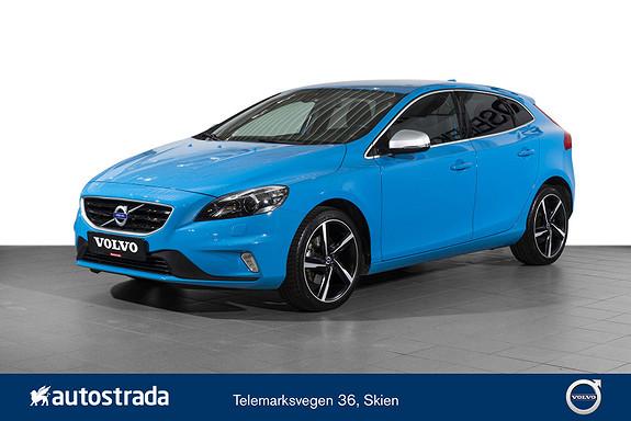 "Volvo V40 T2 R-Design Volvo On Call/18""hjul/DAB+"