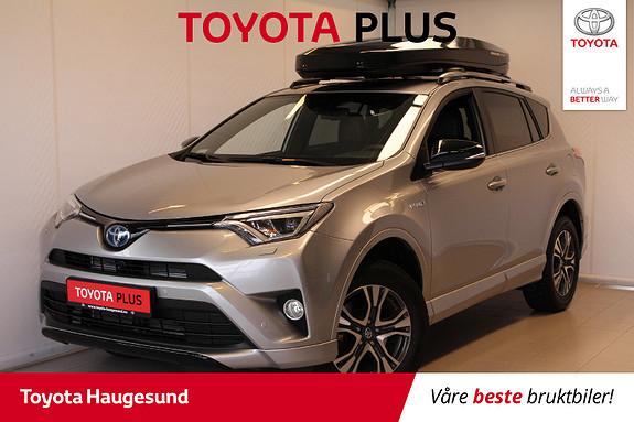 Toyota RAV4 Hybrid AWD 71n Edition Color  2018, 8600 km, kr 439000,-