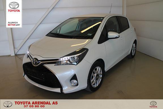Toyota Yaris 1,33 Style Hengerfeste 1eier, komplett historikk  2016, 49800 km, kr 139000,-