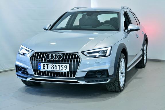 Audi A4 allroad ALLROAD 190 TDI Q/S LTD  2018, 18400 km, kr 569000,-